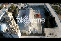 fab drone aerial view of Tinos island #VisitGreece