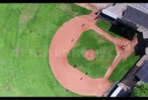 【ドローン空撮】Aerial Drone Video Service in Los Angeles – Baseball training on a baseball field
