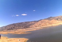 【ドローン空撮】Lake Isabella fly over aerial photography with XK X380 Drone over Reds Marina