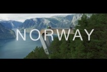【ドローン空撮】NORWAY – AERIAL DRONE VIDEO in 4K